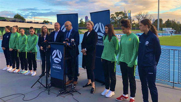 LNP promises $70 million to women's sport