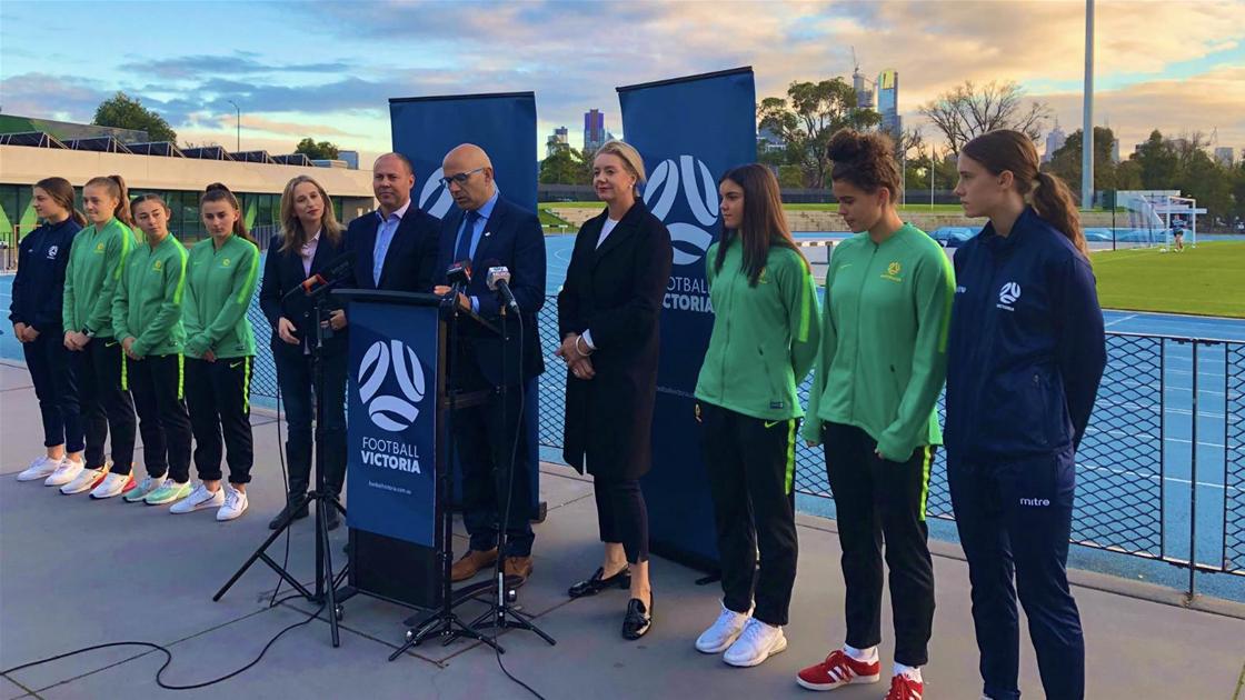 LNP promises $70 million to women's sport