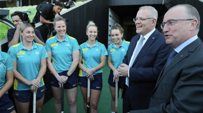 Hockey Australia welcomes Coalition commitment