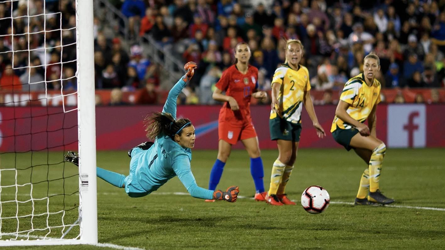 Meet the Matildas: Goalkeepers