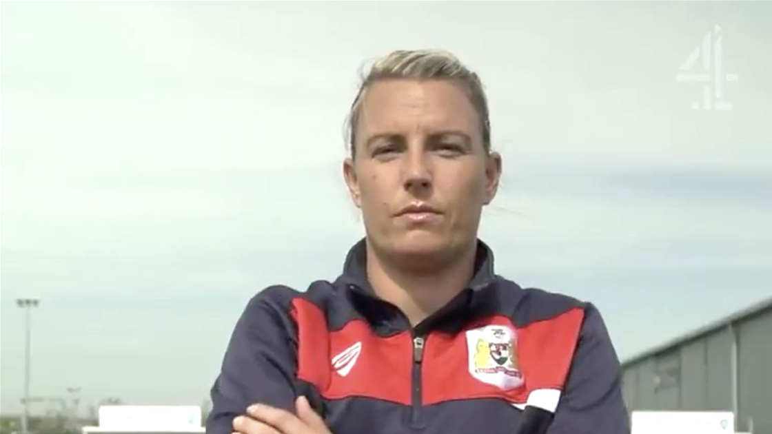 WATCH! Oxtoby reflects on Bristol's FA WSL season