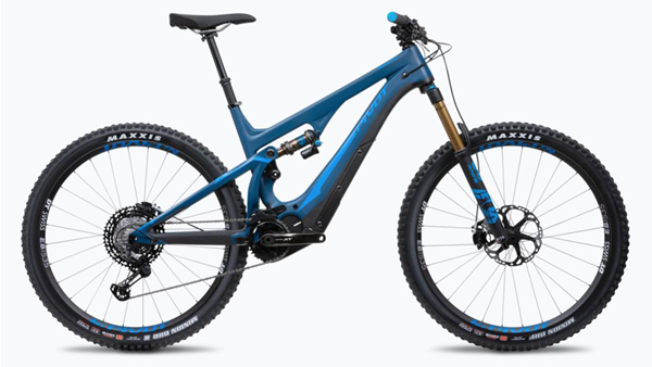 Pivot update the Shuttle eMTB
