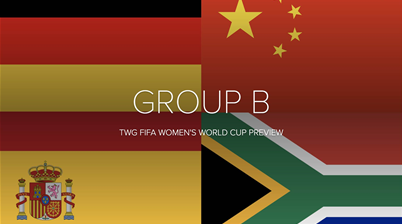 World Cup Preview - Group B