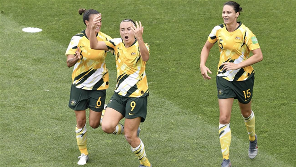 Three things we learnt: Australia v Brazil