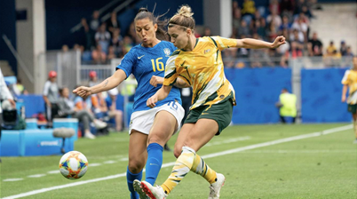 Catley: We can do it against anyone