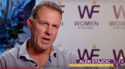 Stajcic backs new Women in Football association