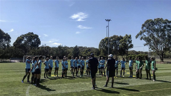 Junior Matildas side named for Pacific Tour