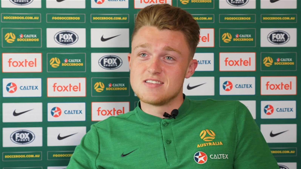 Scotsman in line for Socceroos debut