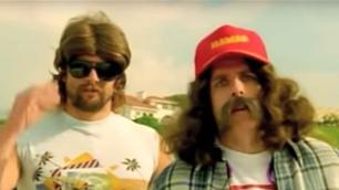 When Surfing Met Comedy