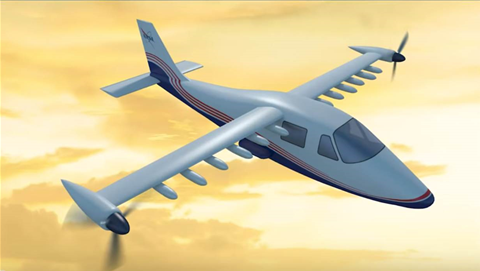 NASA unveils its first all-electric experimental aircraft