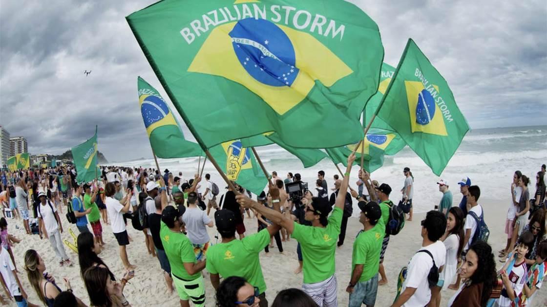 The Brazilian World Tour