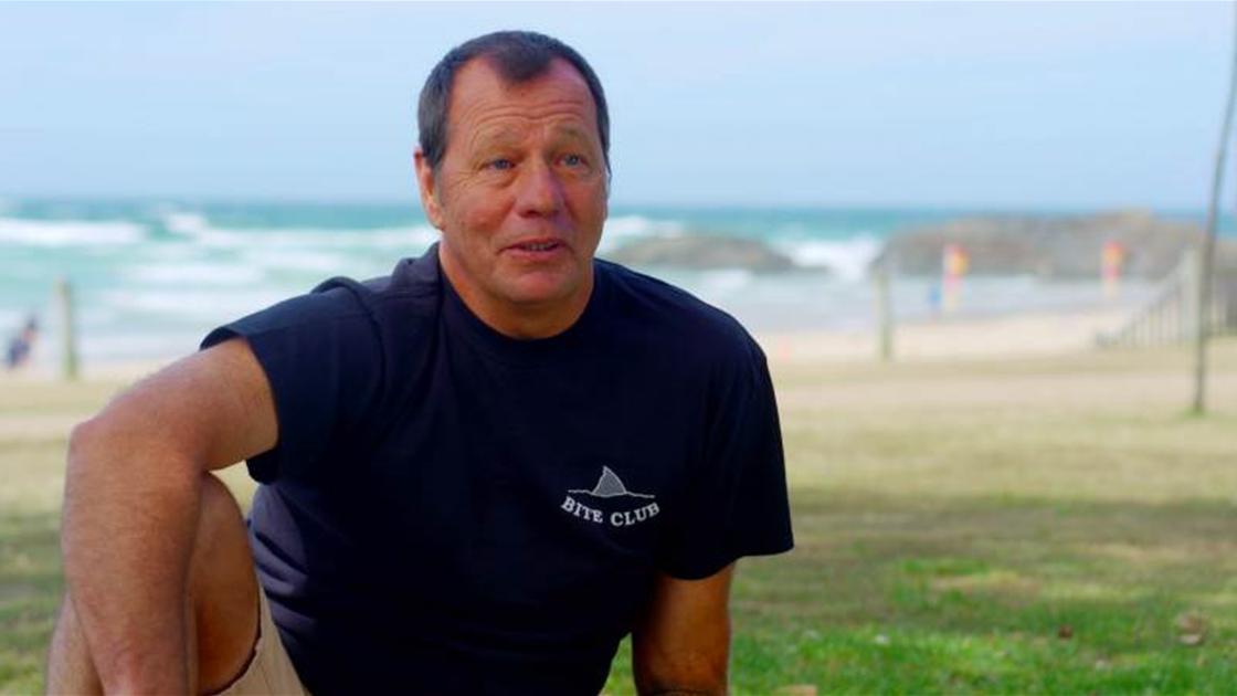Shark Attack Survivor Highlights the Importance of Donating Blood