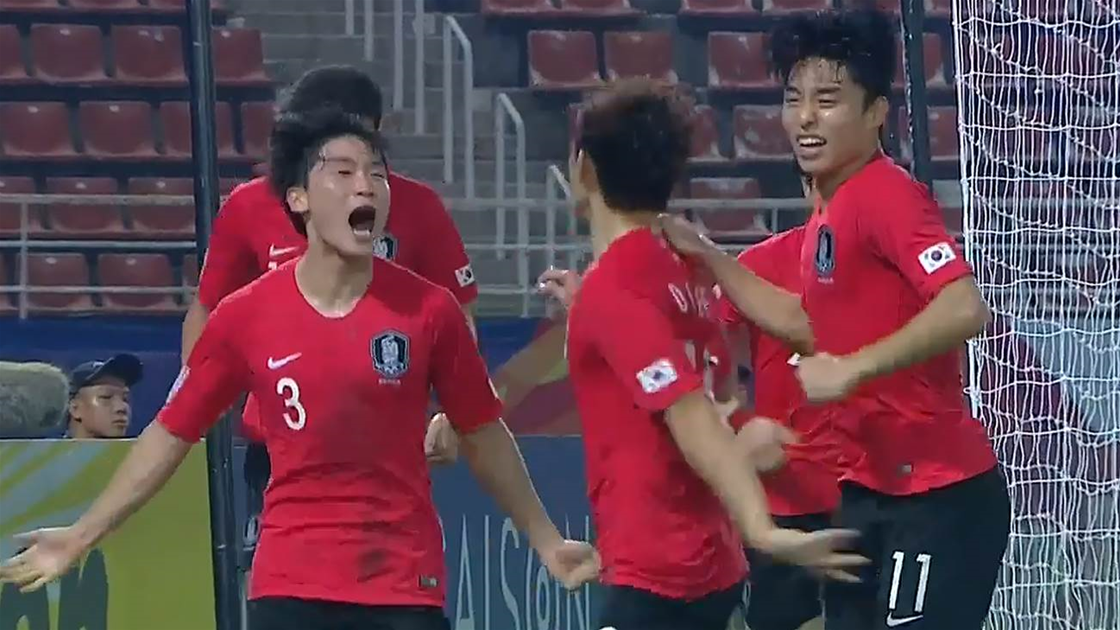 S.Korea outclass timid Olyroos in AFC semi