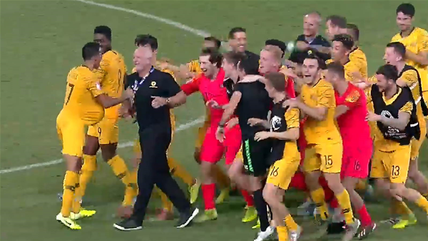 Olyroos beat Uzbeks, qualify for Olympics