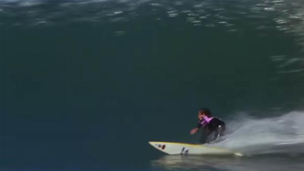 Waves That Mattered: Tom Curren at JBay.