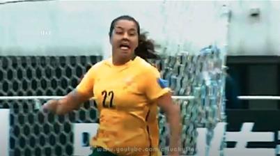 WATCH! 10 year anniversary of Kerr's first Matildas goal