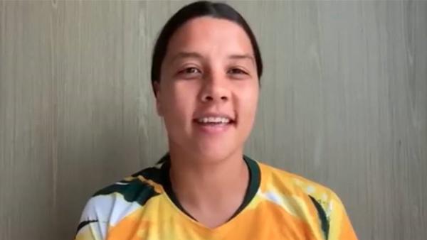 'WE FREAKING DID IT': Matildas meltdown as Aus / NZ chosen to host 2023 World Cup