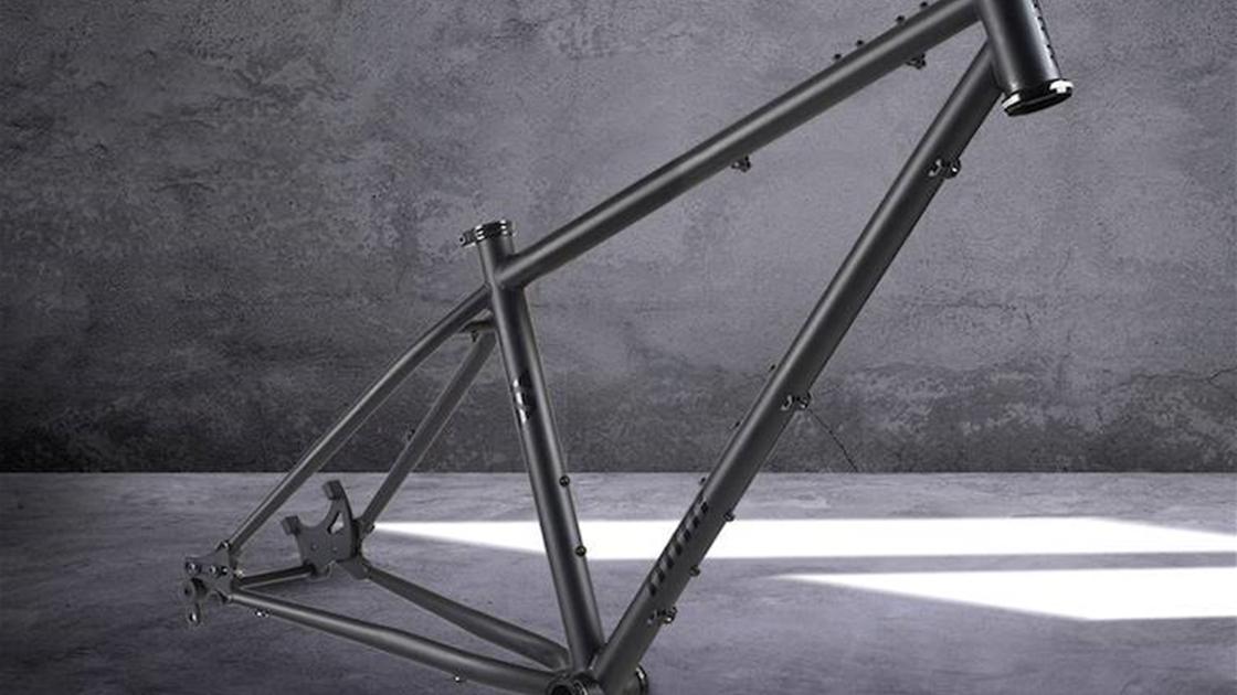 RideFarr's new do it all frame - the ATB