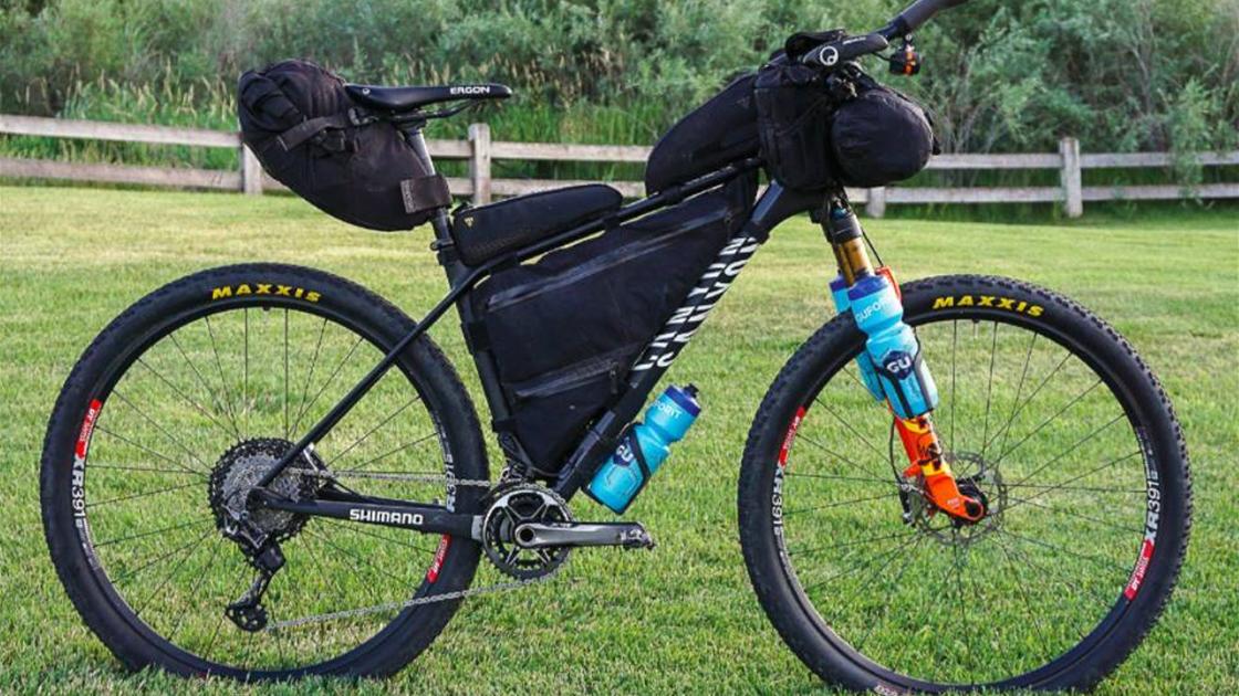 Silk Road Bike Check: Jeff Kerkove's Canyon Exceed CF SLX