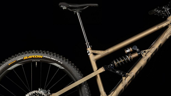 The BikeYoke Revive goes to 213mm!