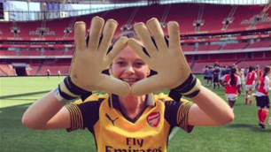 Lauren Chester: Arsenal's Australian General Manager