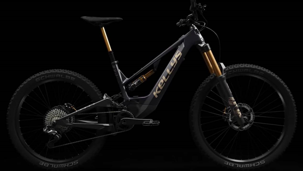 Kellys new 2021 F-Series THEOS eMTB