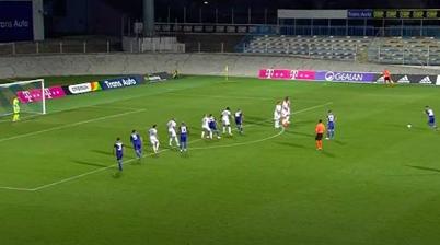 Remember me? Karacic scores beautiful free kick in Croatia