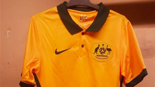Possible new Socceroos kit leaked: 'Looks like a primary school uniform'