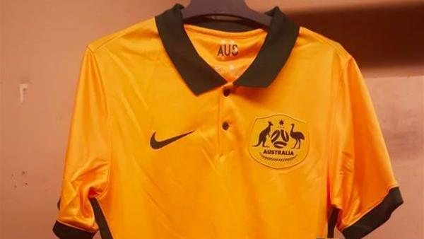 Possible new Socceroos kit leaked: 'Looks like a primary school uniform'