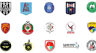 The full list of 30 prospective second division clubs