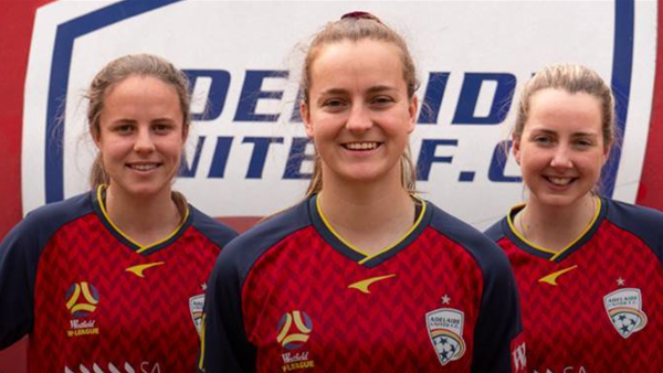 'Delighted' Adelaide re-sign four key stars