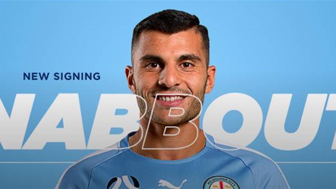 Official: City sign surprise Socceroos striker