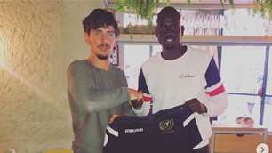 Aussie signs for infamous Spanish third-tier club 'Flat Earth FC'
