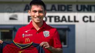 A-League's Adelaide sign Olyroo midfielder
