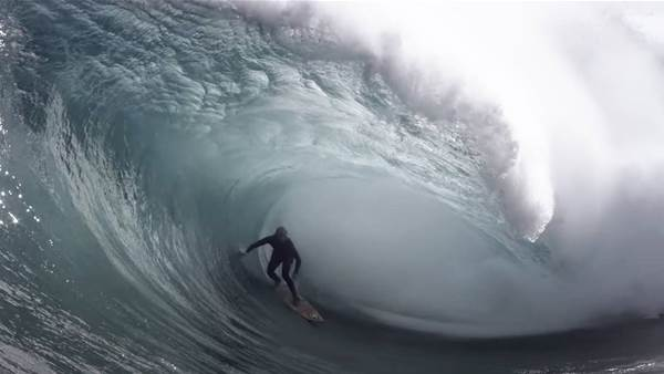 Big Wave Surfing Will Always Be Relevant