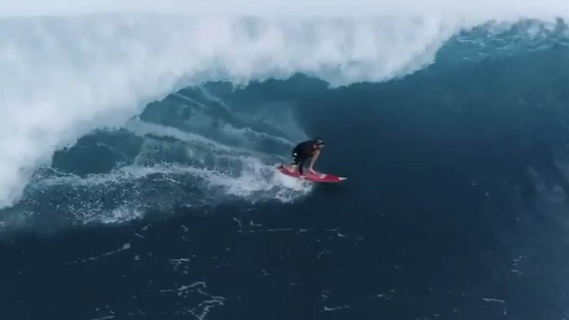 Pipe Charger Mikey O'Shaughnessy Revived After Hideous Wipeout