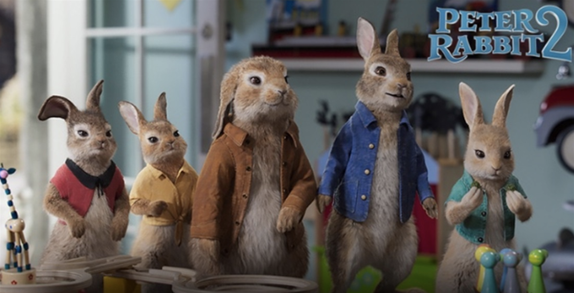 Yay! Peter Rabbit 2 is finally here. Click to watch your sneak peek!