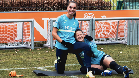 'So far, it's really good' - Matildas enjoying life under new coach