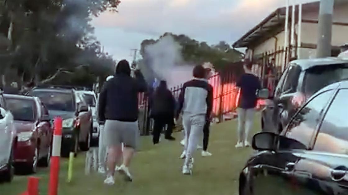 Football community condemns Rockdale v Sydney United violence