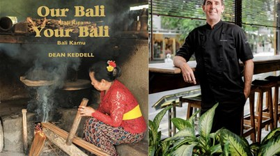 With No Tourism, Bali is in Dire Straits, You Can Help by Purchasing this Cookbook!