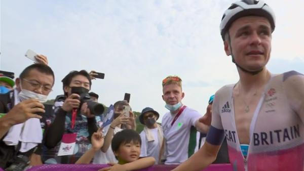 Thomas Pidcock wins Tokyo Olympic Gold in mountain biking