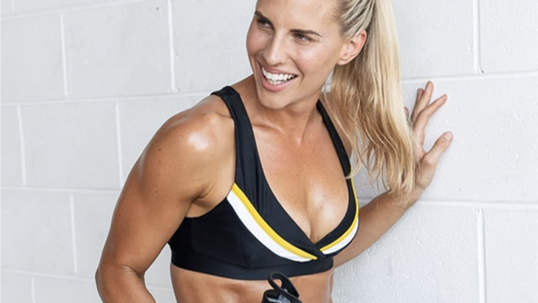 Tiff Hall's hack to stave off hunger and hit your fitness goals