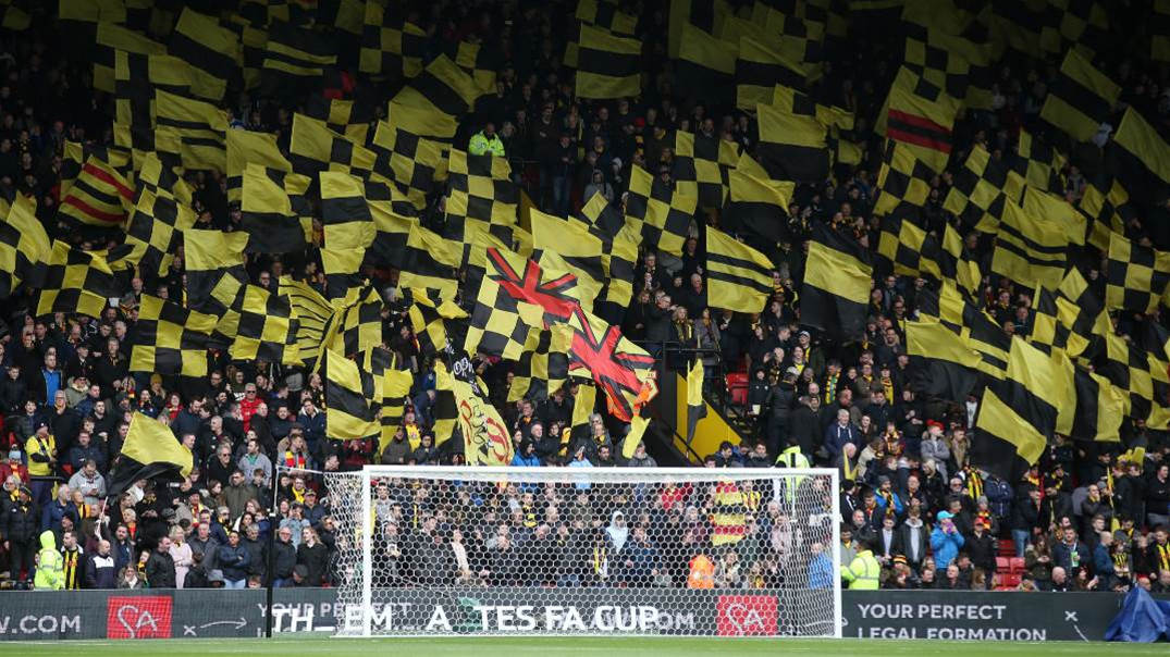 Watford double-dip with kit releases on April Fools Day