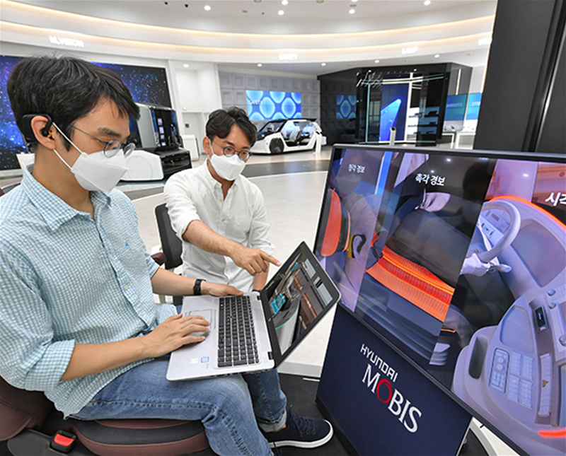 Hyundai Mobis develops world's first 'brainwave-based' device for auto industry