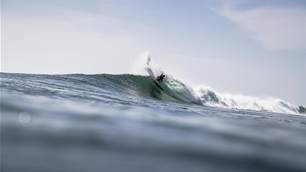 Perfect beach breaks and dealing with the consequences in Dakar, Senegal