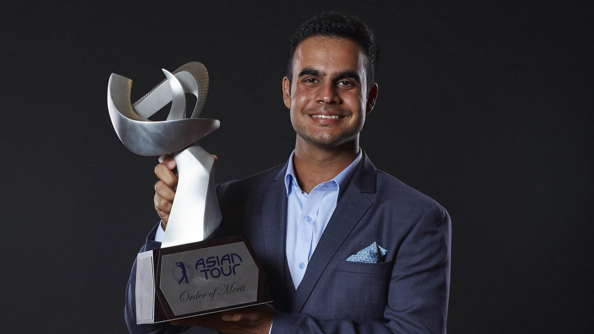 Shubhankar Sharma officially Asia's No.1