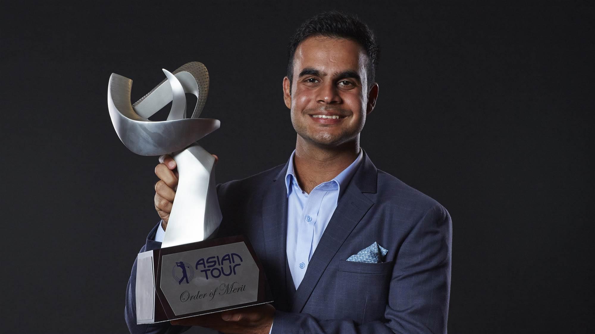 Shubhankar Sharma officially Asia's No.1