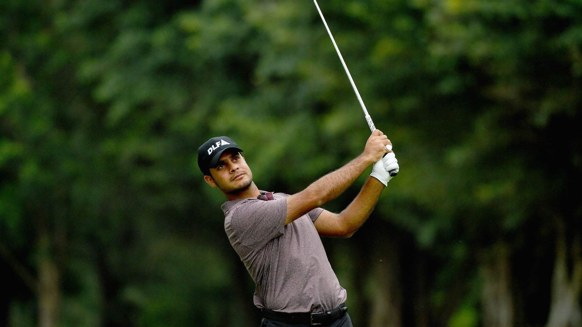 Sharma eyes victory at WGC-HSBC Champions
