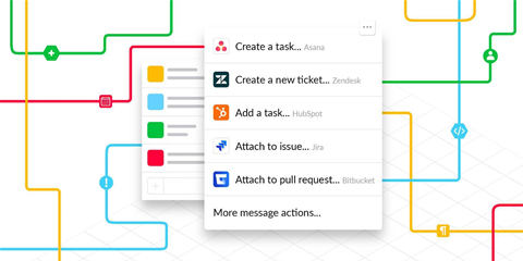 Slack improves integration with other apps