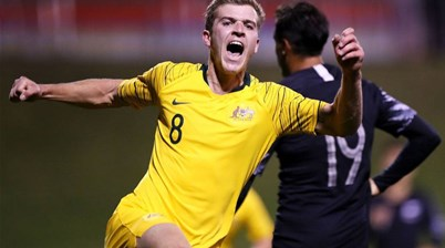 McGree can be Socceroos' Qatar X-factor